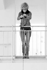 Portraitfoto Nina Schmidbauer